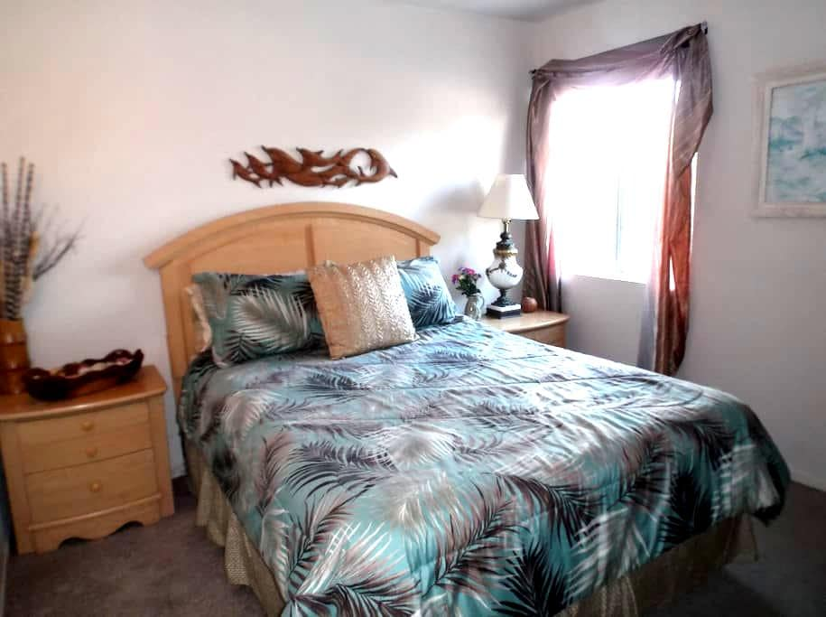 Magical Room 5 minutes to Beaches - Oceanside