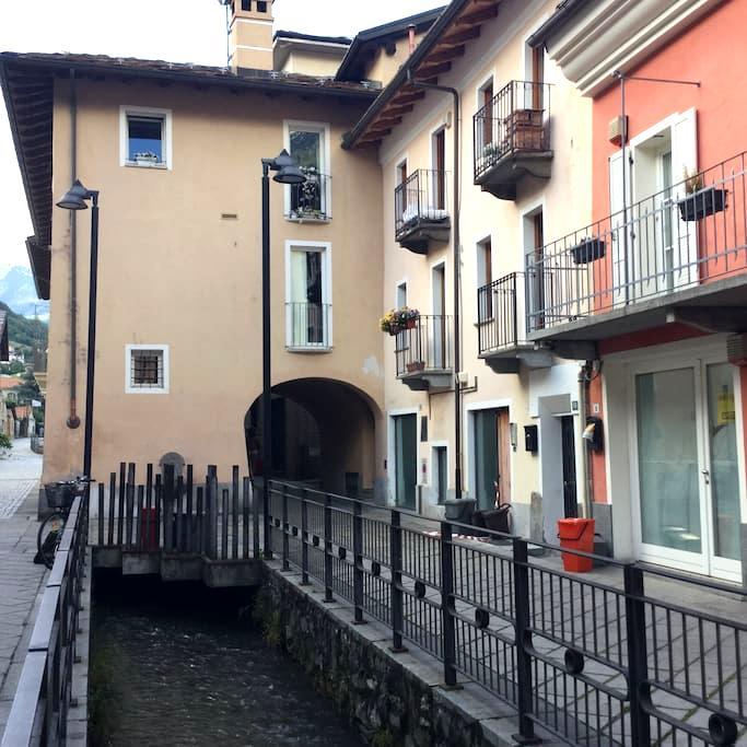 Casa Fortuna - Aosta - Leilighet