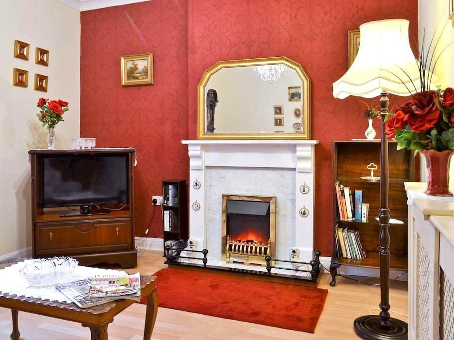 Georgian Town Centre Apartment - Beverley - Apartment
