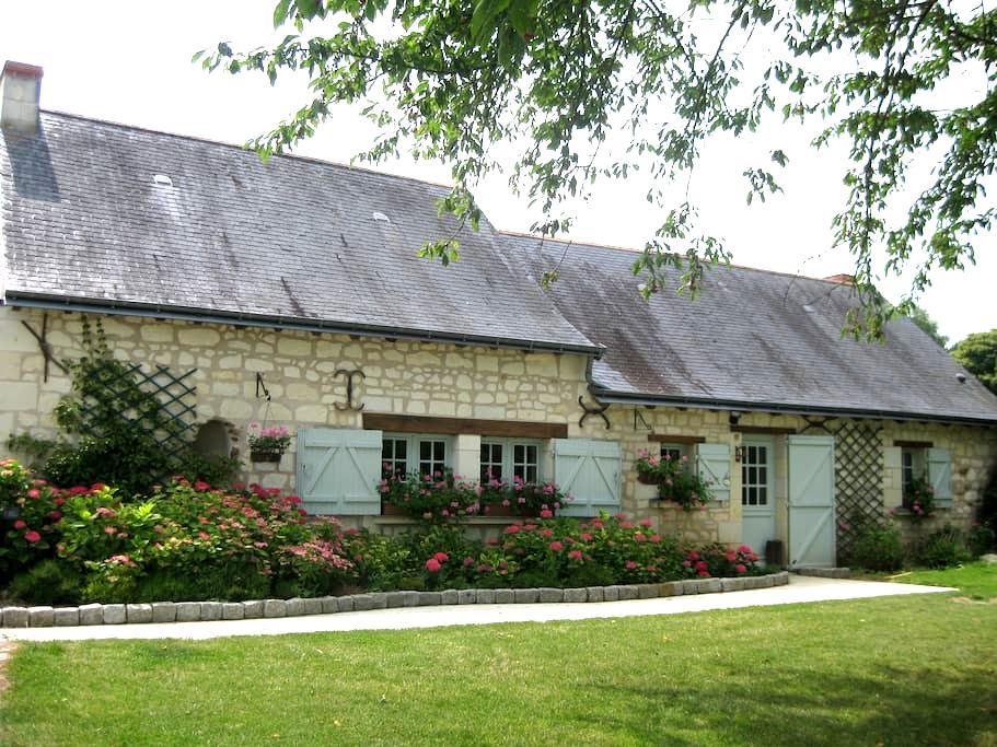Home sweet home Chambre 2 - Blou - Hus