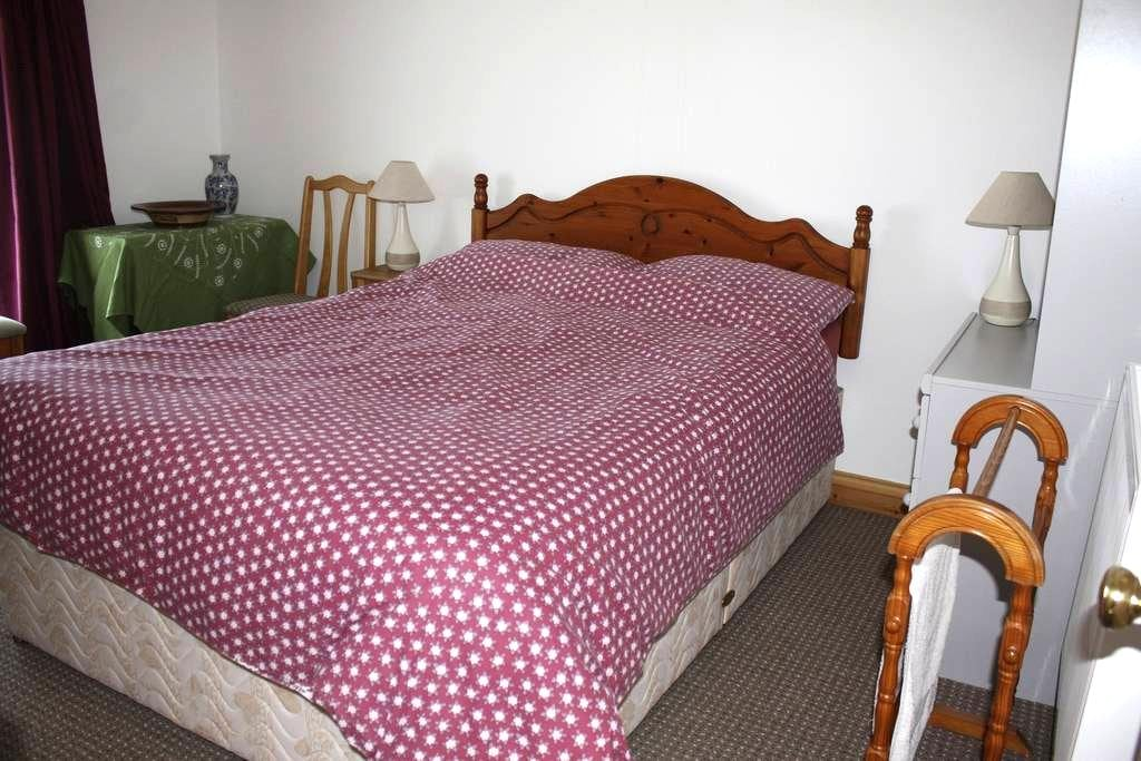 Relaxed and cosy granite house, private bedroom - Trewennack - Hus