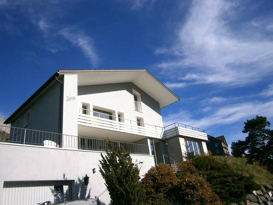 """Schöne 2-Zi-Wohnung """"Haus Diana"""" - Wildhaus"""