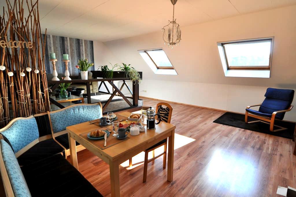 Ferienwohnung im Rotbachtal - Dinslaken - Appartement