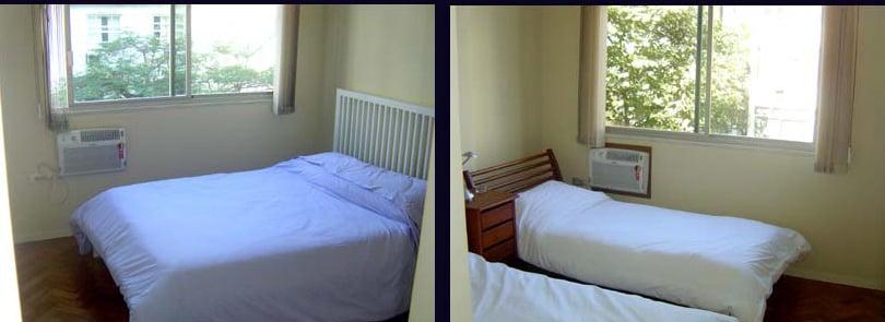 QUIET 2 BEDROOMS - 1 BLOCK TO BEACH