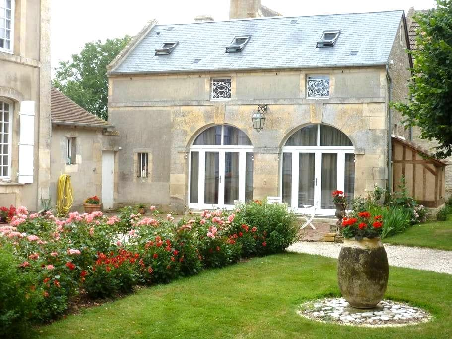 La Galinette, maison de charme - Sannerville - Huis