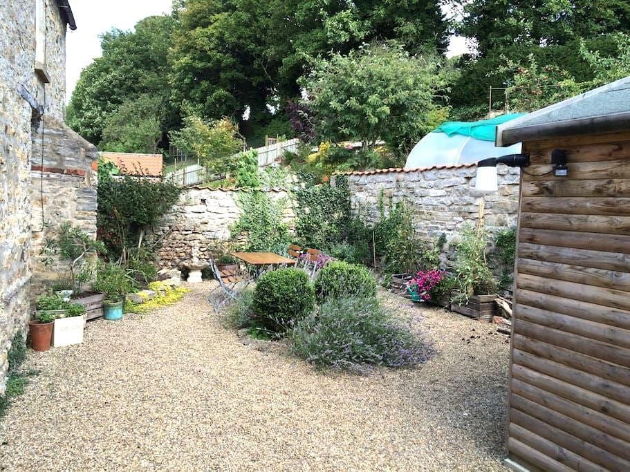 A Charming Jolly Cottage. - Kirkbymoorside - Huis