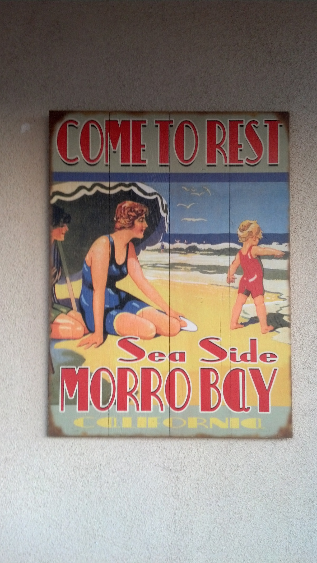 Morro Bay...a retreat from everyday life.
