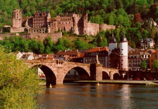 Enjoy the fairy-tale city of Heidelberg!