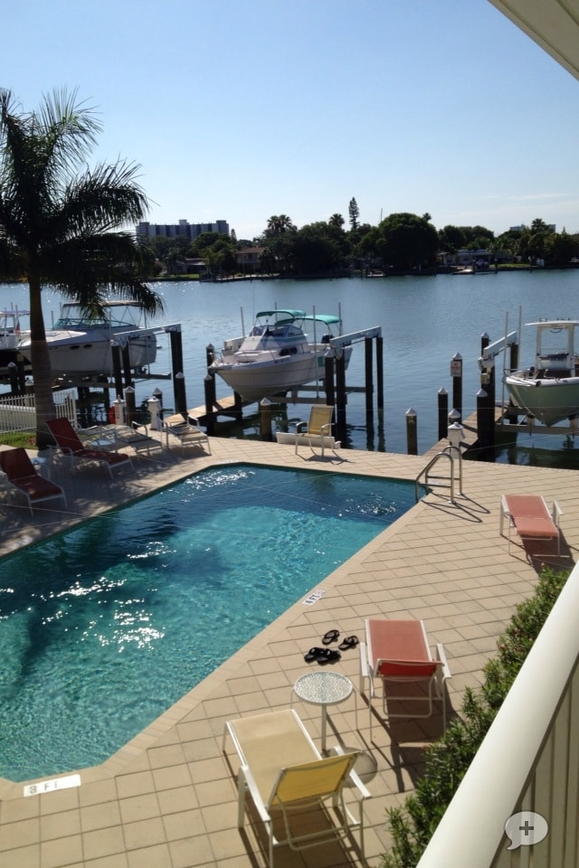 Treasure Island Florida Beach Home
