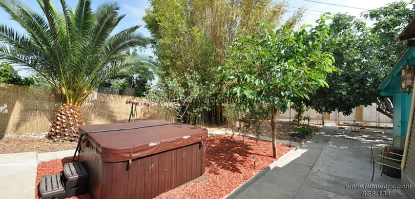 12 person hot tub, fruit trees, giant outdoor space!