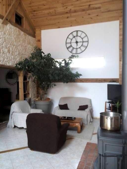Grande maison spacieuse - Beaumont-de-Lomagne