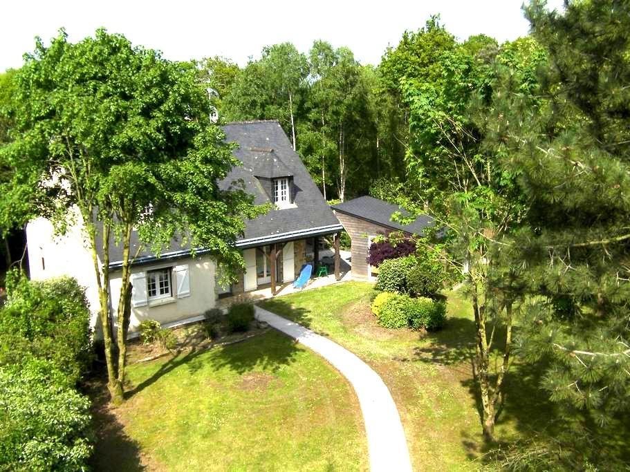 Studio dans un parc boisé - Derval - Apartment