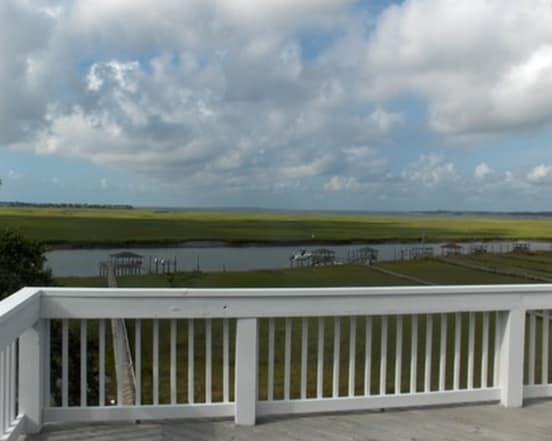 View from 5th floor observation deck