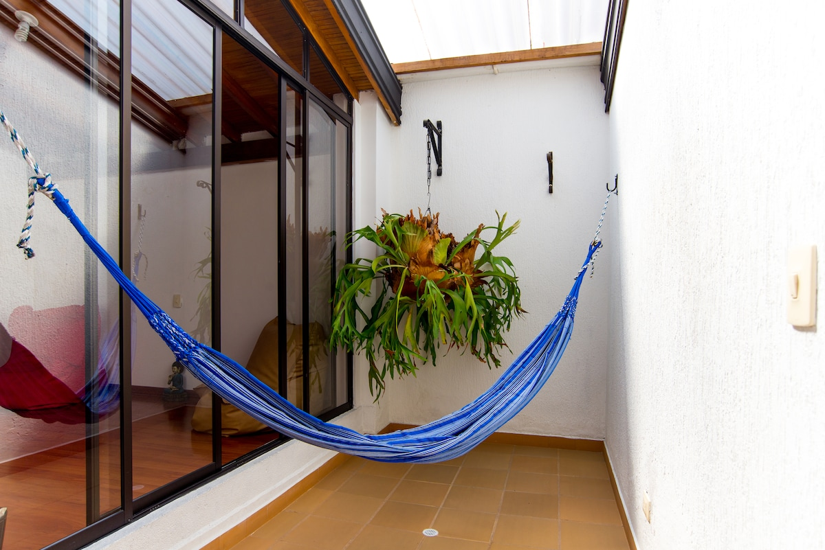 Everyone loves a hammock and we are no different
