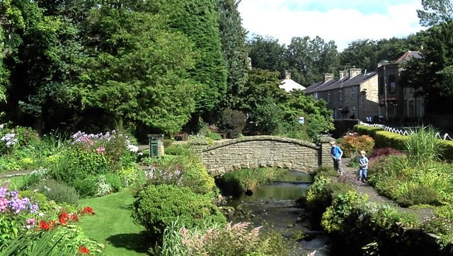 Country cottage, Ribble Valley, UK
