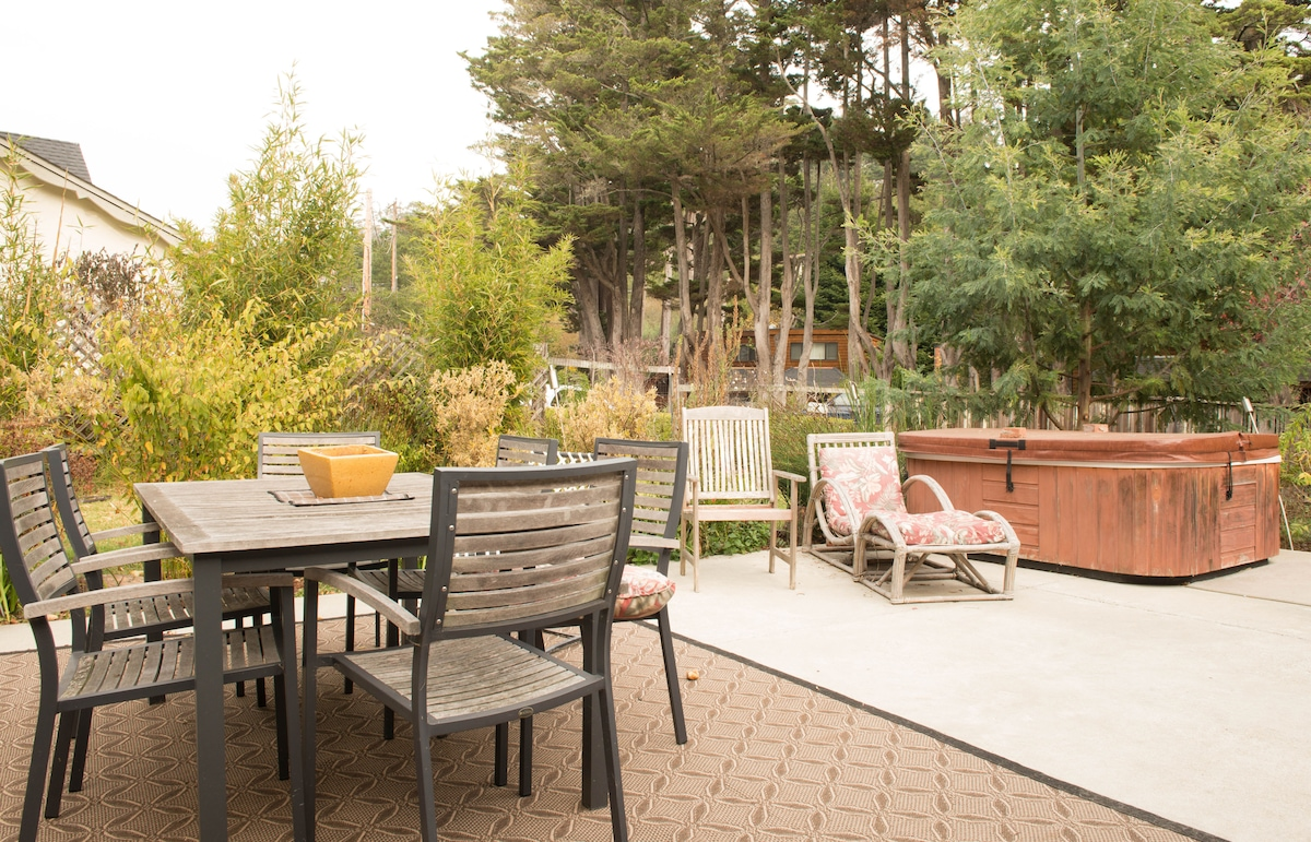 Sunny Zen Remodeled Home