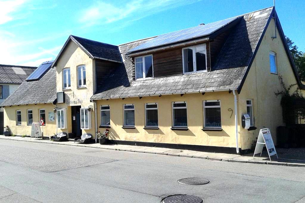 Fjellerup Kro et godt sted at bo - Glesborg - Bed & Breakfast