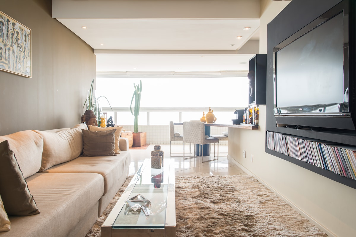 Luxury and modern equiped apartment