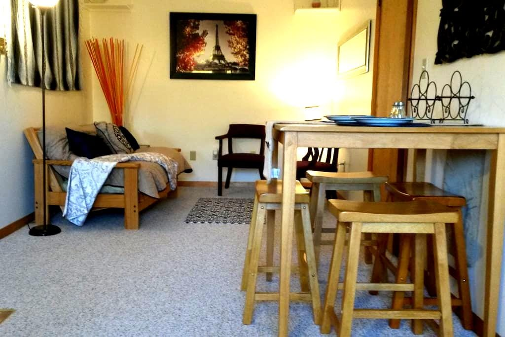 Cozy private Apt in Lemont, near PSU - Boalsburg - Apartamento com serviços incluídos