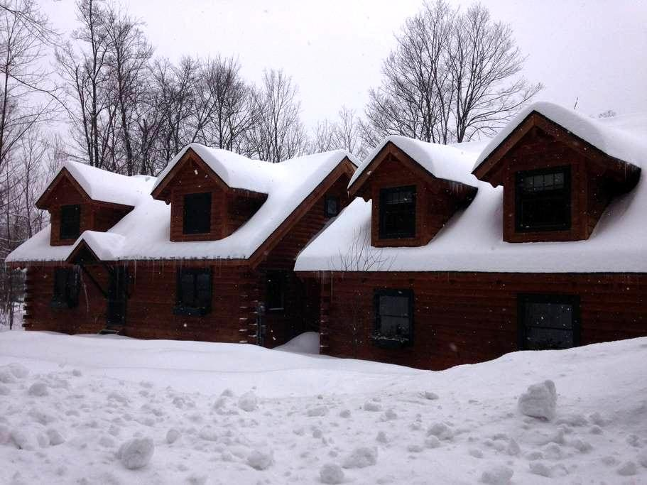 LOG HOME APT IN WOODSTOCK VILLAGE - Woodstock