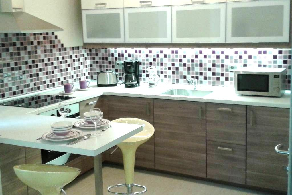 NEW! Central location flat - Budapest - Condominium