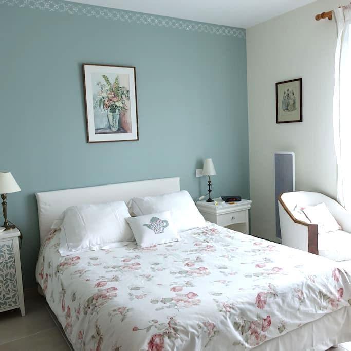 Maison d'hôtes LA CANTARELLE - Bagnères-de-Bigorre - Bed & Breakfast