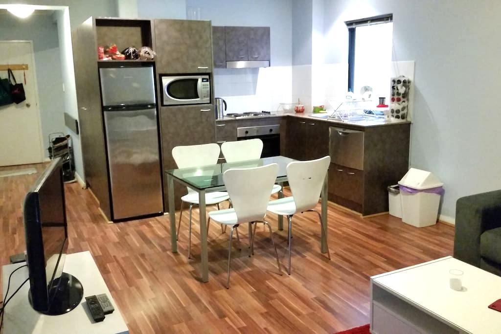 Room available in Perth City cbd - Perth - Apartamento