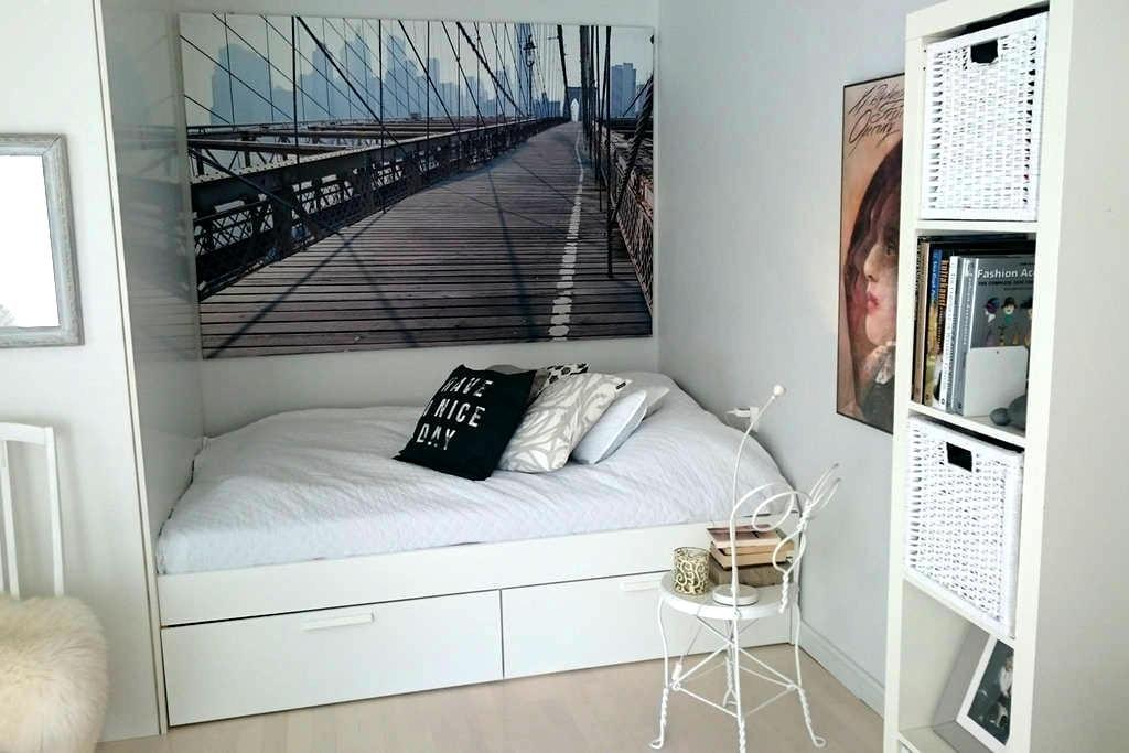 Cozy shared studio apartment - Turku - Wohnung
