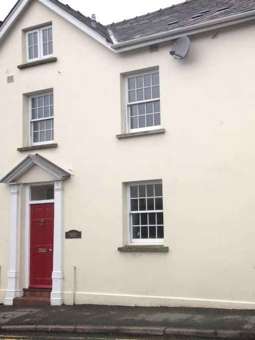 Cordell House, Crickhowell - Powys - Townhouse