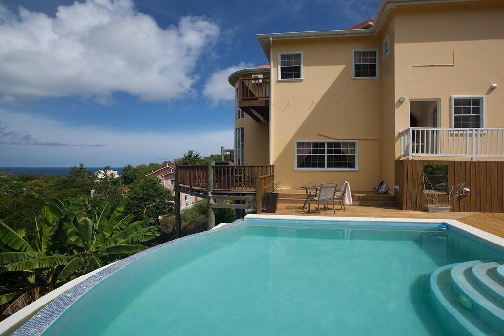 Beautiful Villa 7 Min Rodney Bay