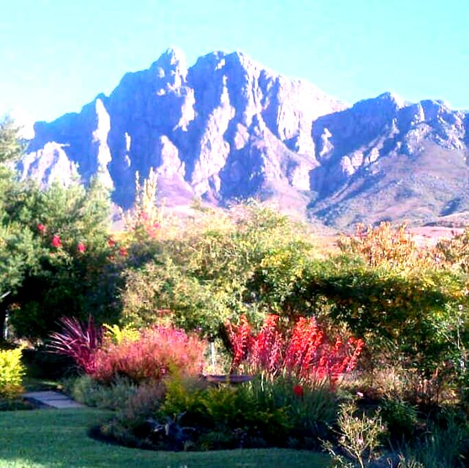 Brandwag - Tulbagh - Appartement