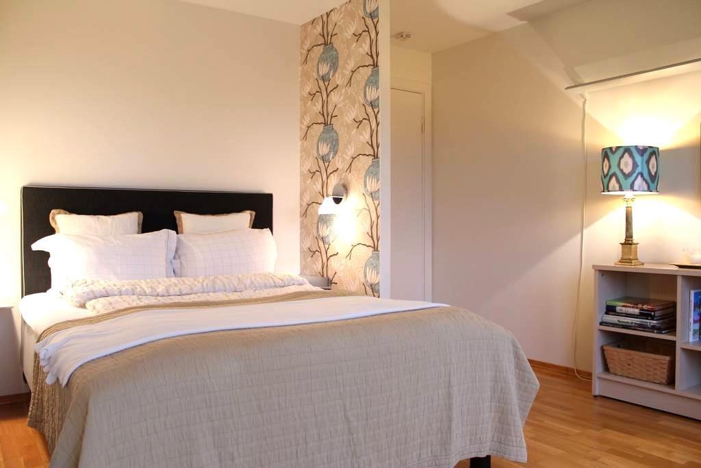 Practical 2 bed studio - Oslo - Hus