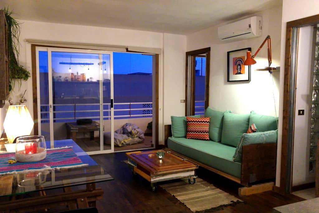 Lofty sea side apartment  - Ibiza