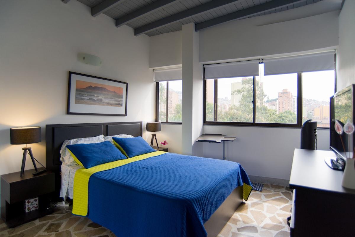 Penthouse in heart of Medellin