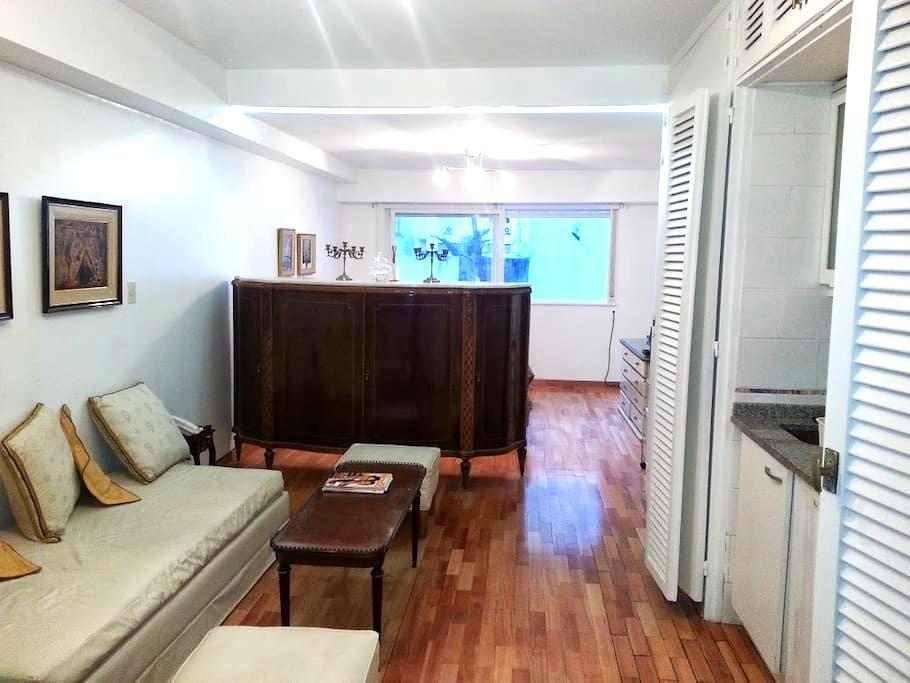 Comodo Apartamento Ciudad de Bs As - Buenos Aires - Apartamento