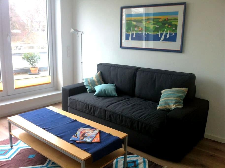 Neubauwohnung mit Ostseeblick - Mönkeberg - Appartement