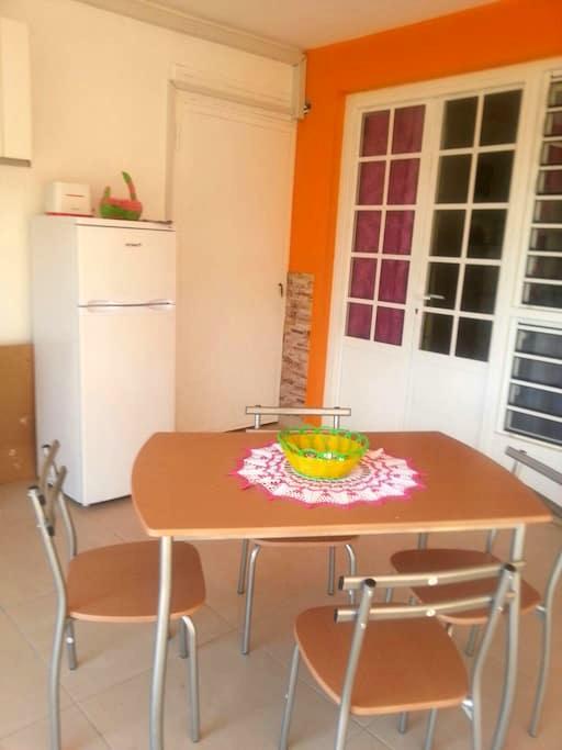 Beau studio 2 personnes - Goyave  - Villa