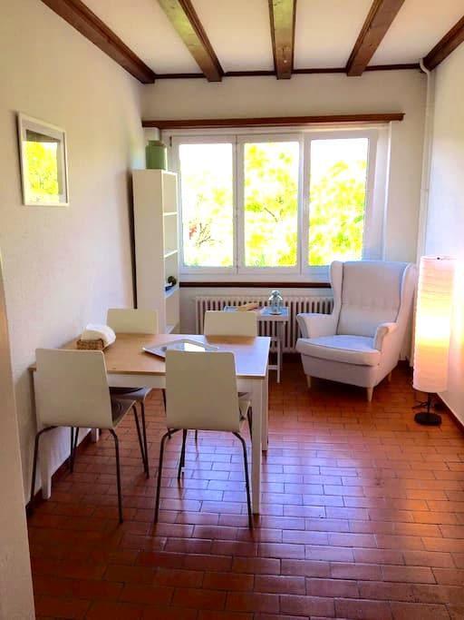 Premium 2 Zimmerwohnung im Botschaftsviertel Bern - Berne - Appartement