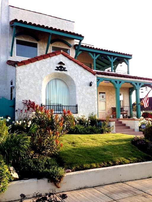 Traditional California - San Pedro