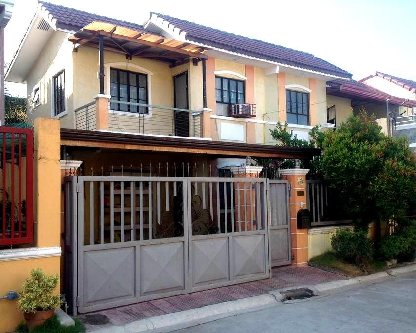 Quiet Home in Gated Community - Imus City