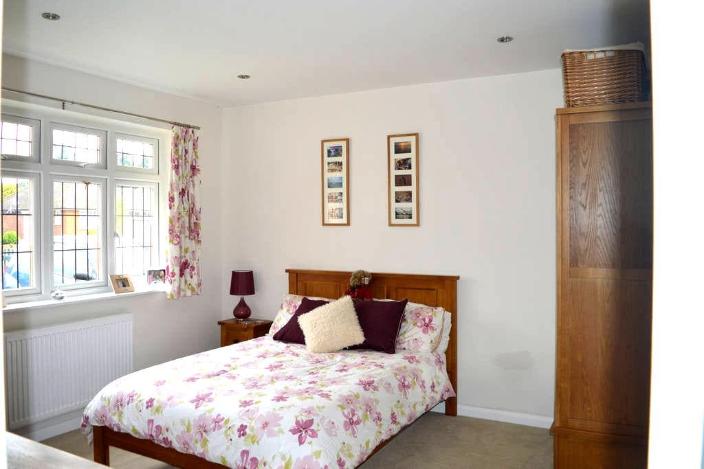 Pretty Chilterns home near London - Little Chalfont - 一軒家