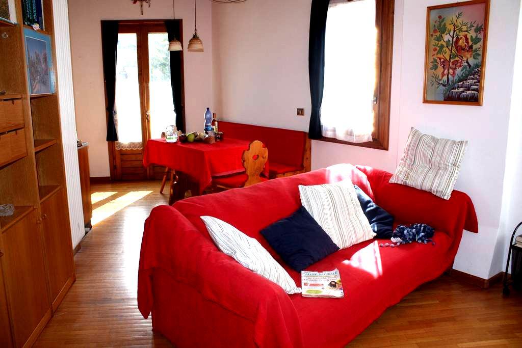 appartamento in via roma - Bormio - Dům