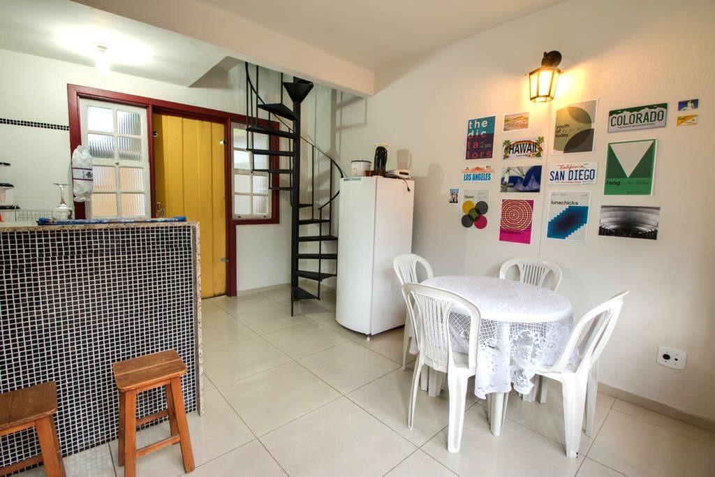 Apartamento no Centro Histórico - Ouro Preto