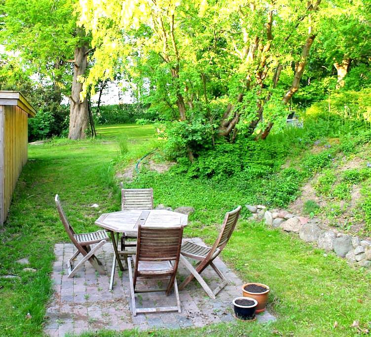 Hønsehuset :) Byværelse + hems - Vig - Haus