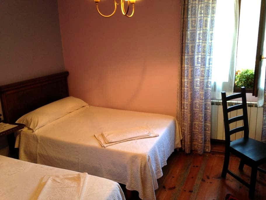 Habitación doble comoda muy bien conectada - Ormaiztegi - Bed & Breakfast