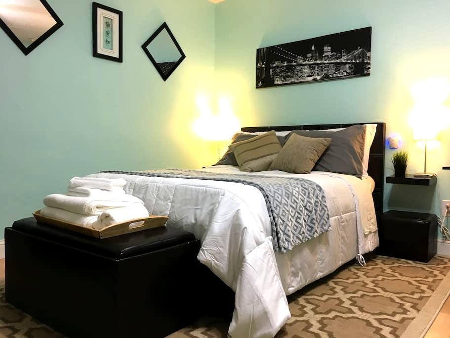 Comfy room - Downtown Dallas 20 min - Balch Springs