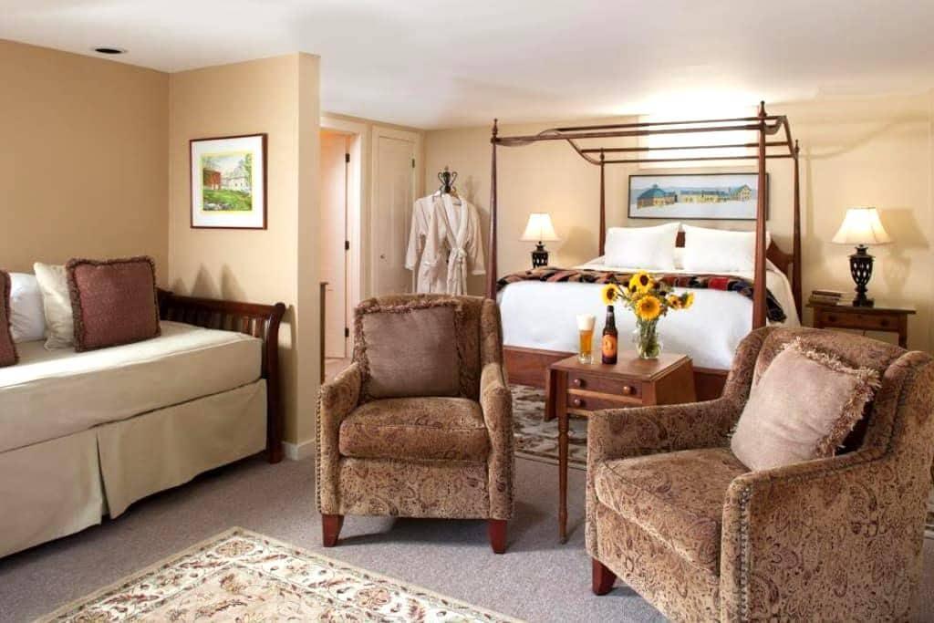 Romantic Mad River Valley Getaway - Waitsfield - Bed & Breakfast