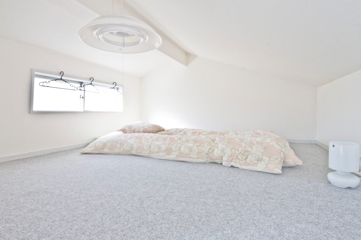 Loft in White house@NakaMeguro