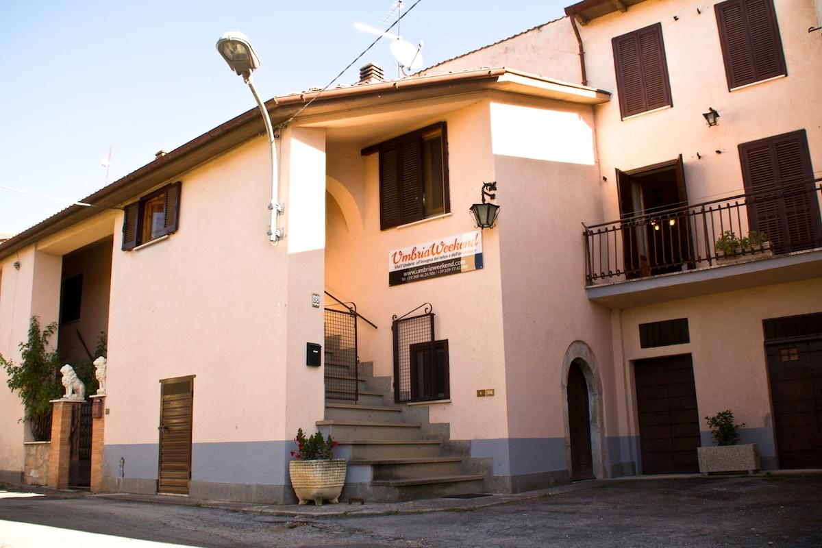 In the hearth of Umbria - Cascia