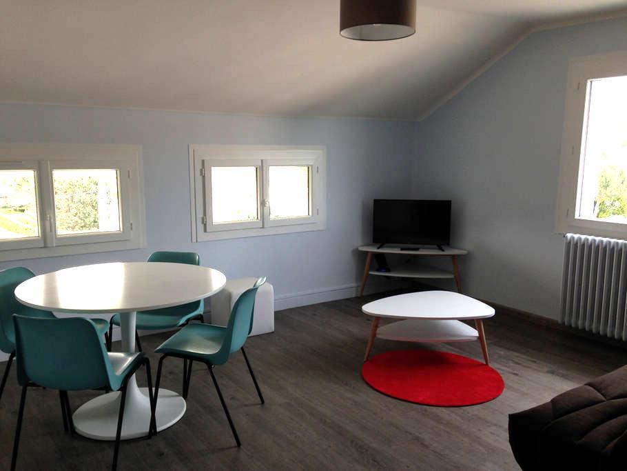 Appartement T2 - Limoux - Lakás